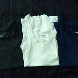 3 old navy tank tops